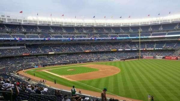 Yankee Stadium, section: 210, row: 18, seat: 12