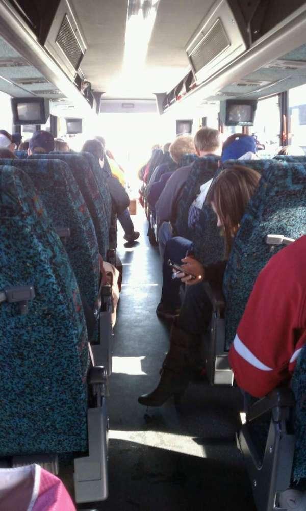 Spirit Fan Bus