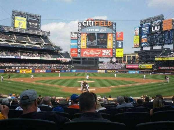 Citi Field, section: 15, row: 18, seat: 10