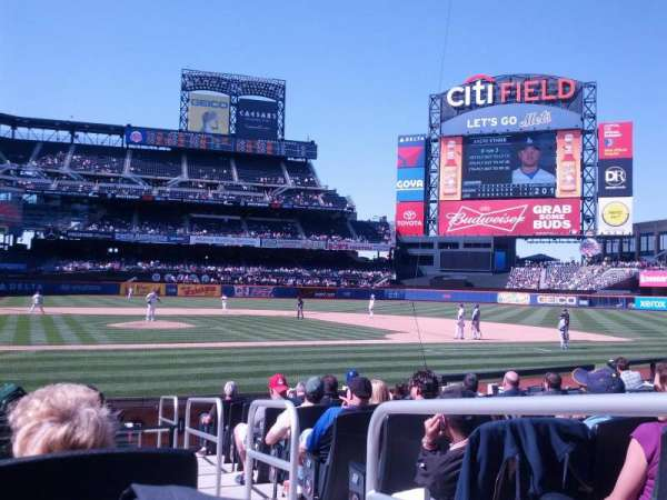 citi field, section: 12, row: 8, seat: 13