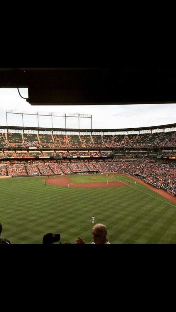 Oriole Park at Camden Yards, section: STE 74, row: 2, seat: 12