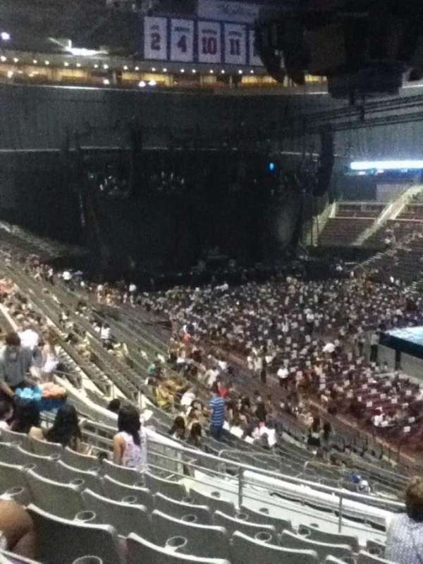 The Palace of Auburn Hills, section: 123, row: R, seat: 5