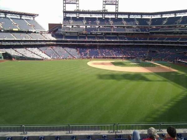Citizens Bank Park, section: 244, row: 7, seat: 13
