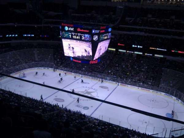 American Airlines Center, section: 324, row: g, seat: 15
