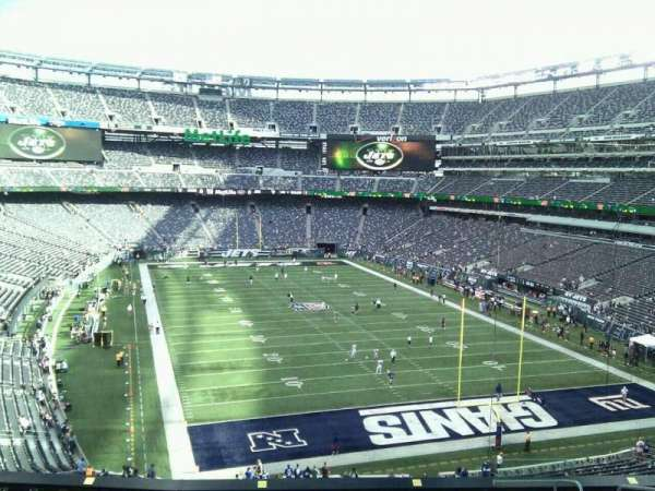 MetLife Stadium, section: 204, row: 12, seat: 7