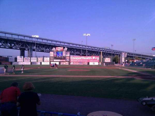 Campbell's Field, section: 114, row: d, seat: 5