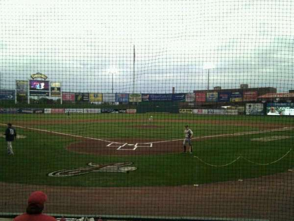 Clipper Magazine Stadium, section: 14, row: e, seat: 5