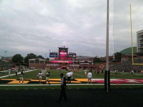 Maryland Stadium, section: 13, row: c, seat: 17