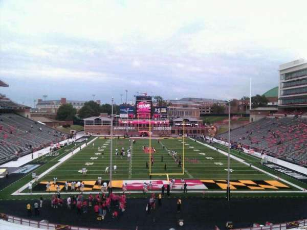 Maryland Stadium, section: 15, row: uu, seat: 5