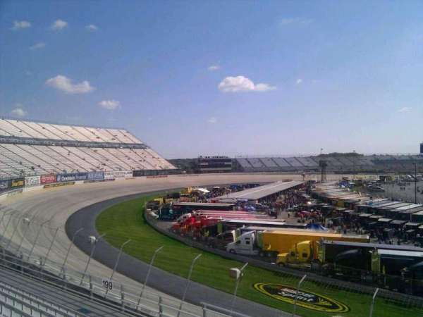 Dover International Speedway, section: 198, row: 9, seat: 9