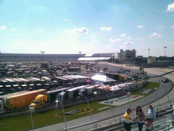 Dover International Speedway, section: 203, row: 9, seat: 9