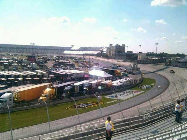 Dover International Speedway, section: 204, row: 9, seat: 9