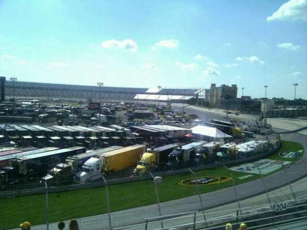 Dover International Speedway, section: 205, row: 9, seat: 9