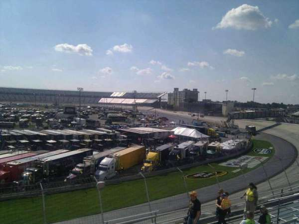 Dover International Speedway, section: 206, row: 9, seat: 9
