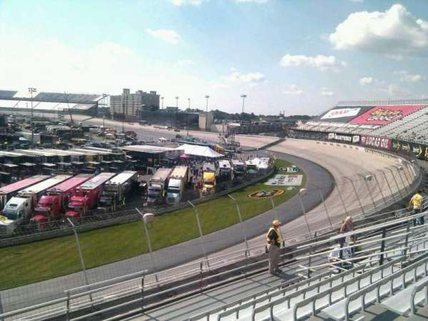 Dover International Speedway, section: 209, row: 9, seat: 9