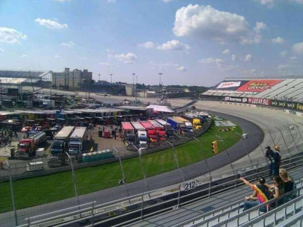 Dover International Speedway, section: 213, row: 9, seat: 9