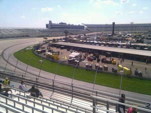 Dover International Speedway, section: 214, row: 9, seat: 9