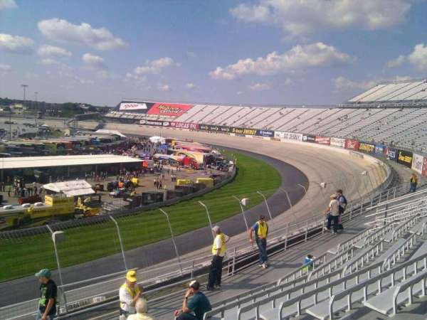 Dover International Speedway, section: 224, row: 9, seat: 9