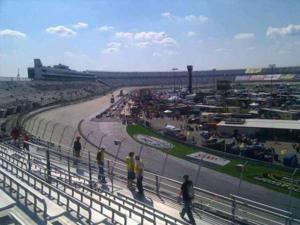 Dover International Speedway, section: 225, row: 9, seat: 9