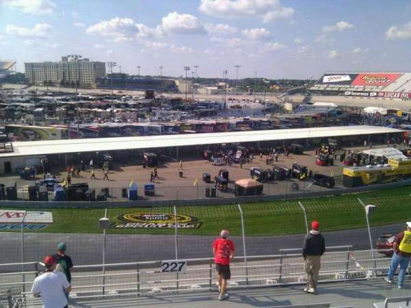 Dover International Speedway, section: 227, row: 9, seat: 9