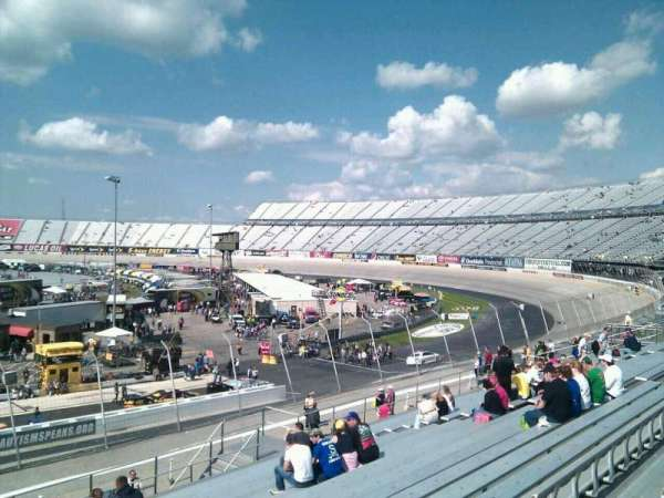 Dover International Speedway, section: 243, row: 30, seat: 9