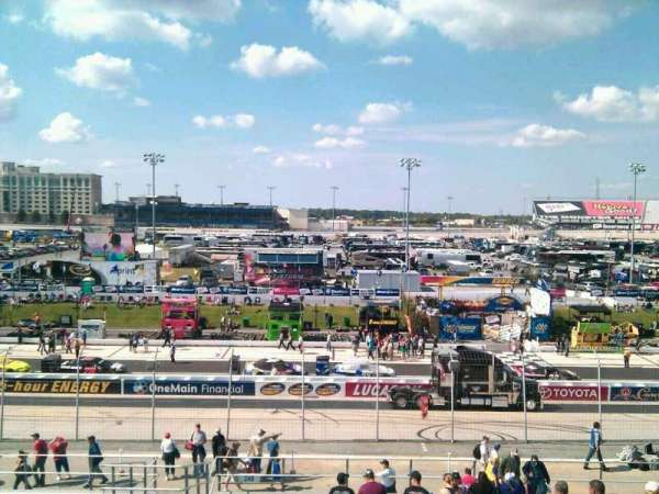 Dover International Speedway, section: 248, row: 30, seat: 9