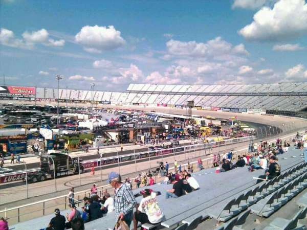 Dover International Speedway, section: 249, row: 30, seat: 9