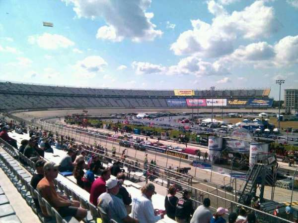 Dover International Speedway, section: 251, row: 30, seat: 9