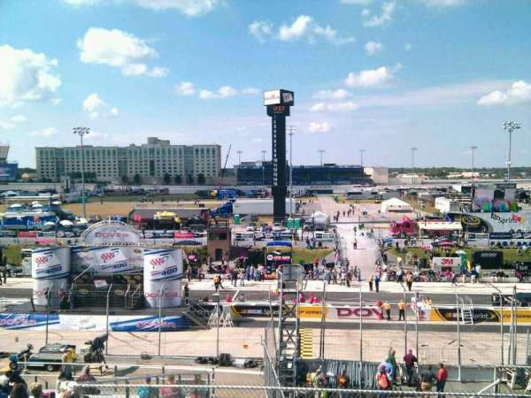 Dover International Speedway, section: 100, row: 30, seat: 9