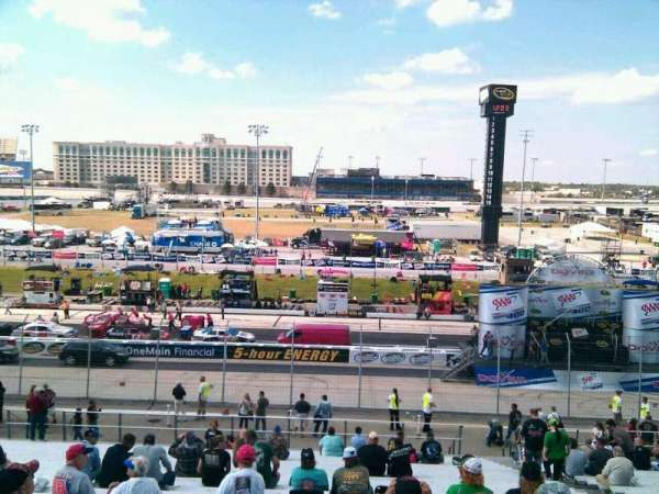 Dover International Speedway, section: 102, row: 30, seat: 9