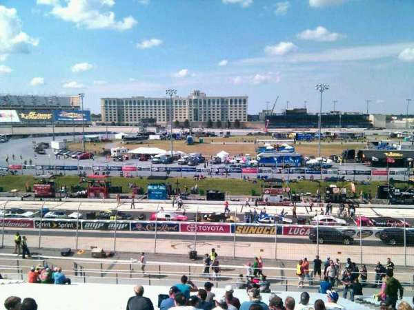 Dover International Speedway, section: 104, row: 30, seat: 9