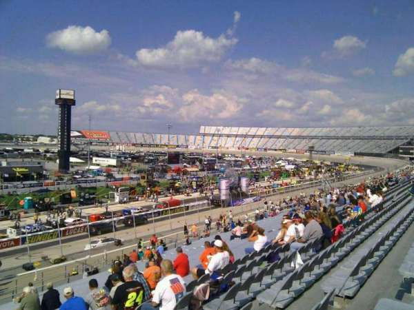 Dover International Speedway, section: 106, row: 30, seat: 9
