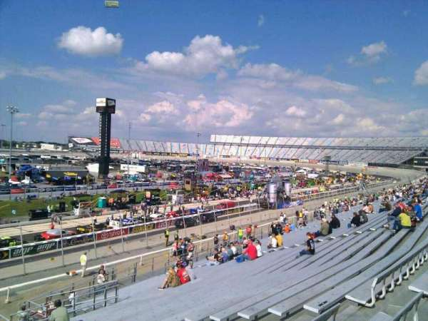 Dover International Speedway, section: 107, row: 30, seat: 9