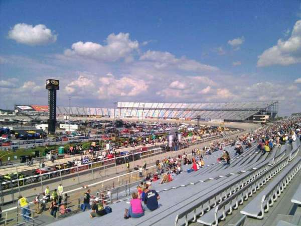 Dover International Speedway, section: 108, row: 30, seat: 9