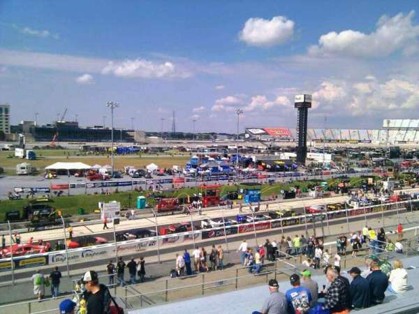 Dover International Speedway, section: 109, row: 30, seat: 9