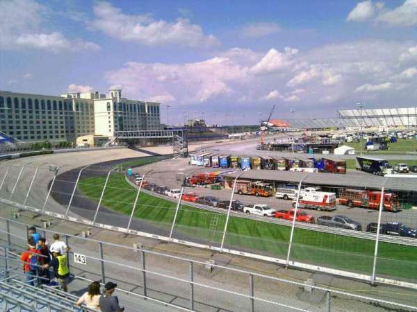 Dover International Speedway, section: 142, row: 14, seat: 9