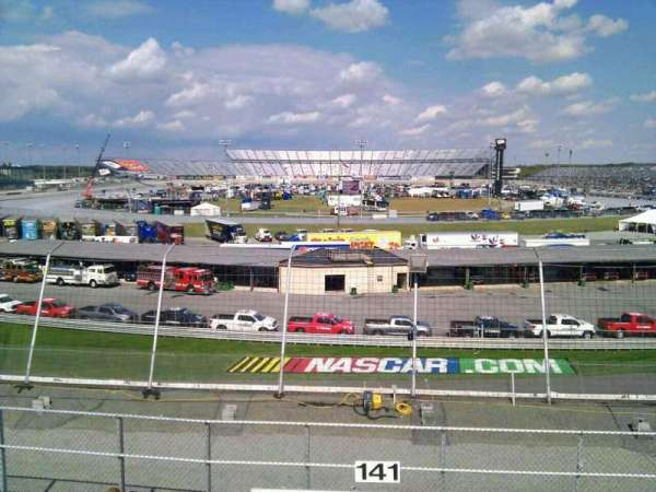 Dover International Speedway, section: 141, row: 14, seat: 9