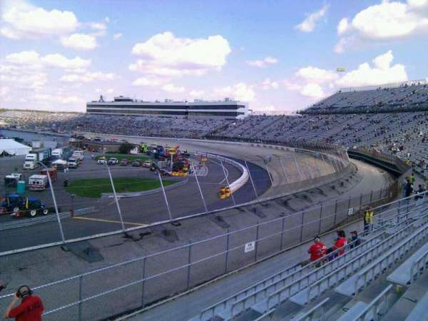 Dover International Speedway, section: 137, row: 14, seat: 9