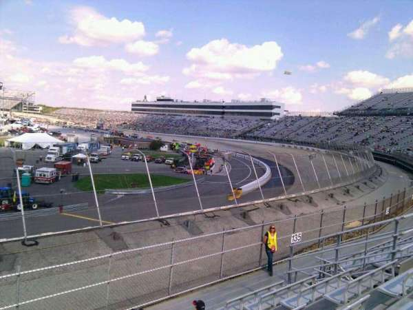 Dover International Speedway, section: 136, row: 14, seat: 9