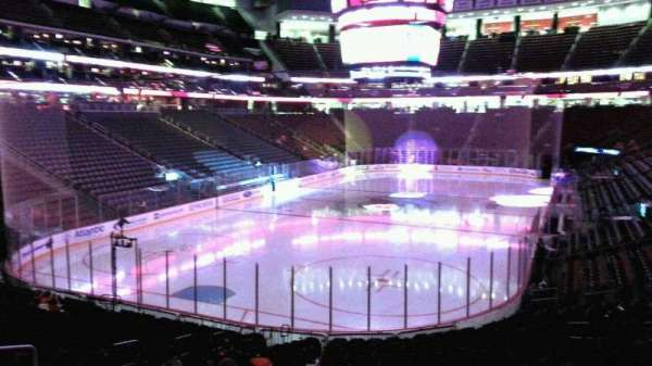 Prudential Center, section: 4, row: 19, seat: 18