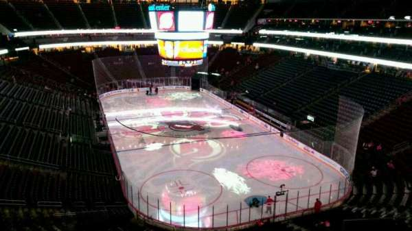 Prudential Center, section: 101, row: 6, seat: 6