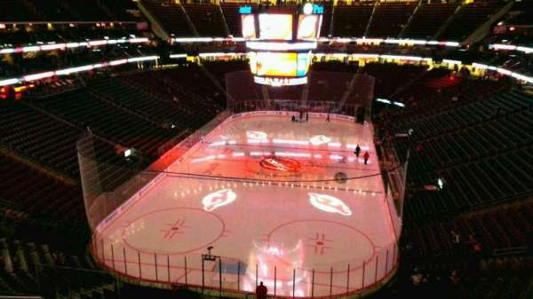 Prudential Center, section: 104, row: 6, seat: 10