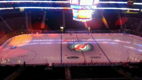 Prudential Center, section: 111, row: 3, seat: 15