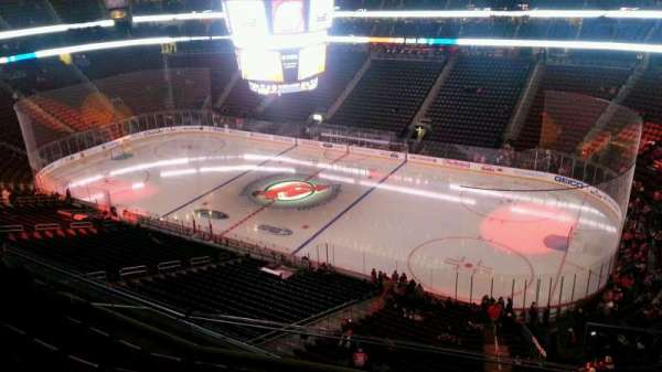 Prudential Center, section: 114, row: 16, seat: 2