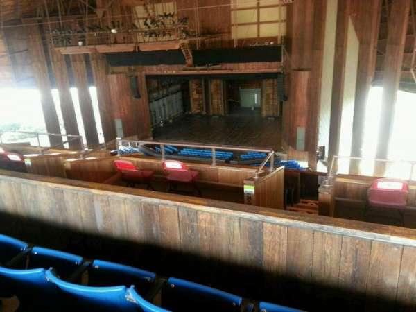 The Mann, section: Balcony 300, row: CCC, seat: 42