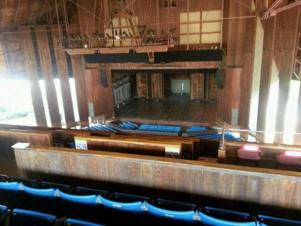 The Mann, section: Balcony 300, row: DDD, seat: 306