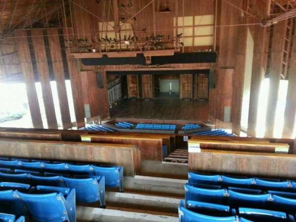 The Mann, section: Balcony 300, row: FFF, seat: 300