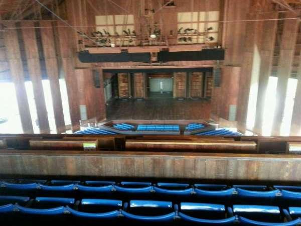 The Mann, section: Balcony 200, row: EEE, seat: 219