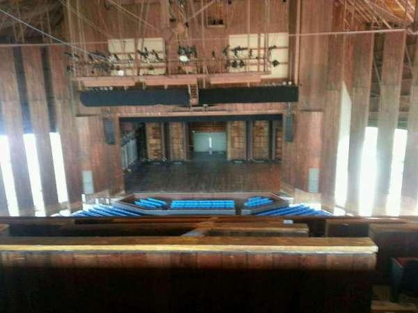 The Mann, section: Balcony 200, row: AAA, seat: 221