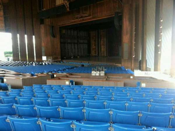 The Mann, section: Main 500, row: KK, seat: 512